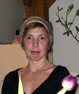 A photo of poet Leigh Anne Couch.