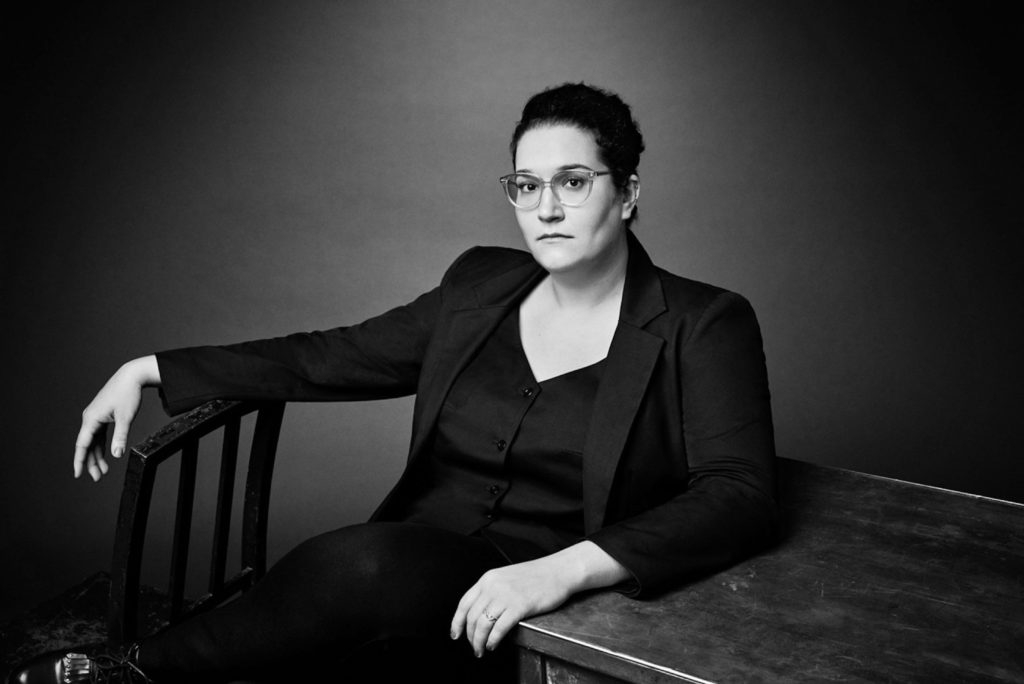 Author photo of Carmen Maria Machado